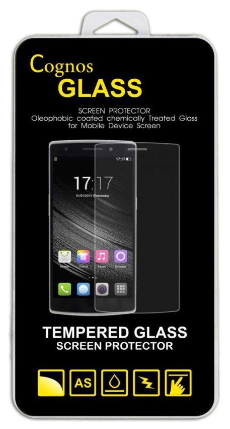 Cognos Glass Tempered Glass Screen Protector for Oppo R1