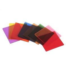 Complete Square Full Color Lens ND Filter Kit For Cokin P Series Set Of 8 (Intl)