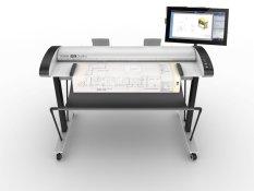 Contex IQ Quattro 4450  New Scanstation 21 inch