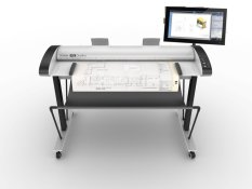 Contex IQ Quattro 4490  New Scanstation 21 inch