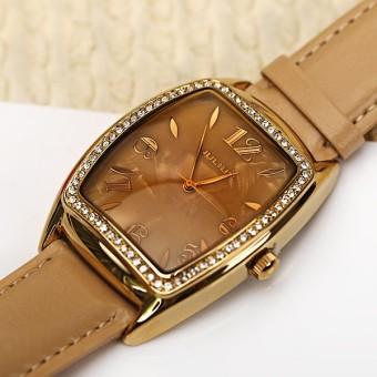 Coobonf 2016 Luxury Watch Women Famous Brand JULIUS Fashion Watch Diamond Quartz-Watch Vintage Casual Analog Watches Relogio Feminino