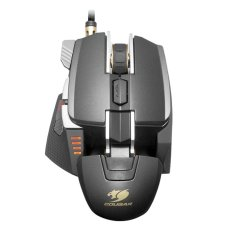 Cougar 700.8200DPI / CPI Professional Esport Gaming 8D Programmable Buttons Mouse / Mice With Weight Tuning Cartridge LED Light USB Wired