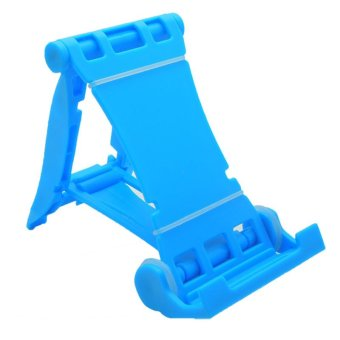 Creative Bracket Race Car Phone Holder Mobile Phone Blue