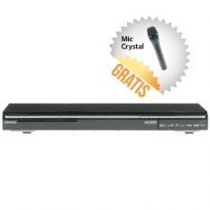 CRYSTAL DVD Player HDMI 910 - Dolby Surround 5.1 Channel
