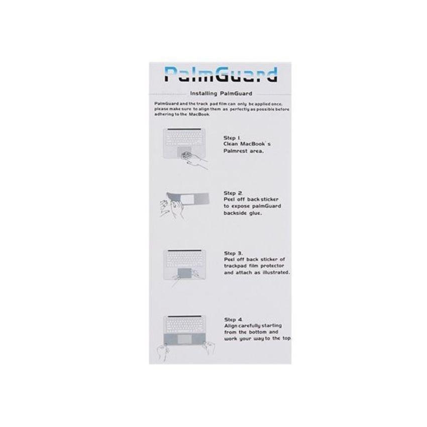 CTO Palm Guard for 13inch MacBook Pro (White)