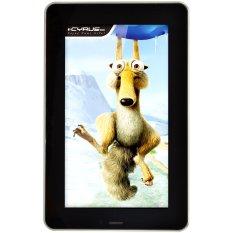 Cyrus Atom Action HD Dualcore 3G Wi-Fi - 4 GB - Silver + Voucher Indobook + SP Simpati 2GB 12Bln