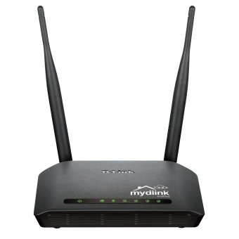 d link wireless router: