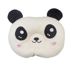Darby Bantal Peyang Bayi Motif Panda Cream