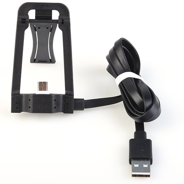 Data cable phone holder(INTL)