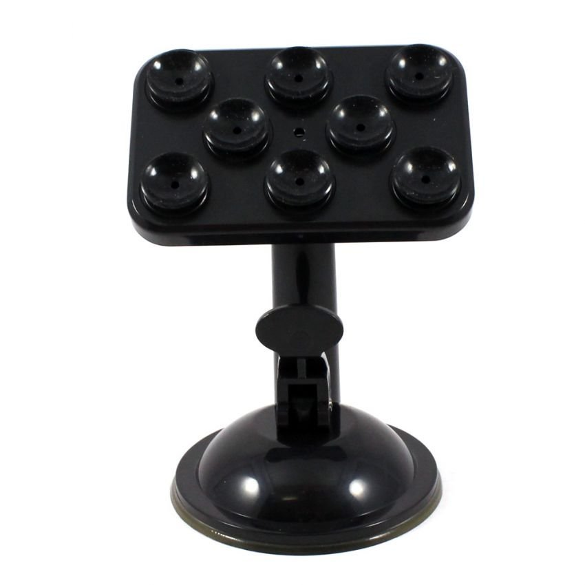 DBest Car Holder Universal Tempel For Smartphone/GPS - Hitam