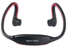 Dbest MP3 Sport Player Slot Micro SD - Hitam
