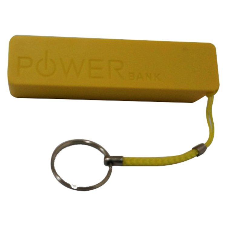 Dbest Powerbank Gantungan Kunci Parfum 2600 mAh - Kuning