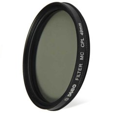 DEBO 49mm Diameter Camera CPL Filter Black (Intl)