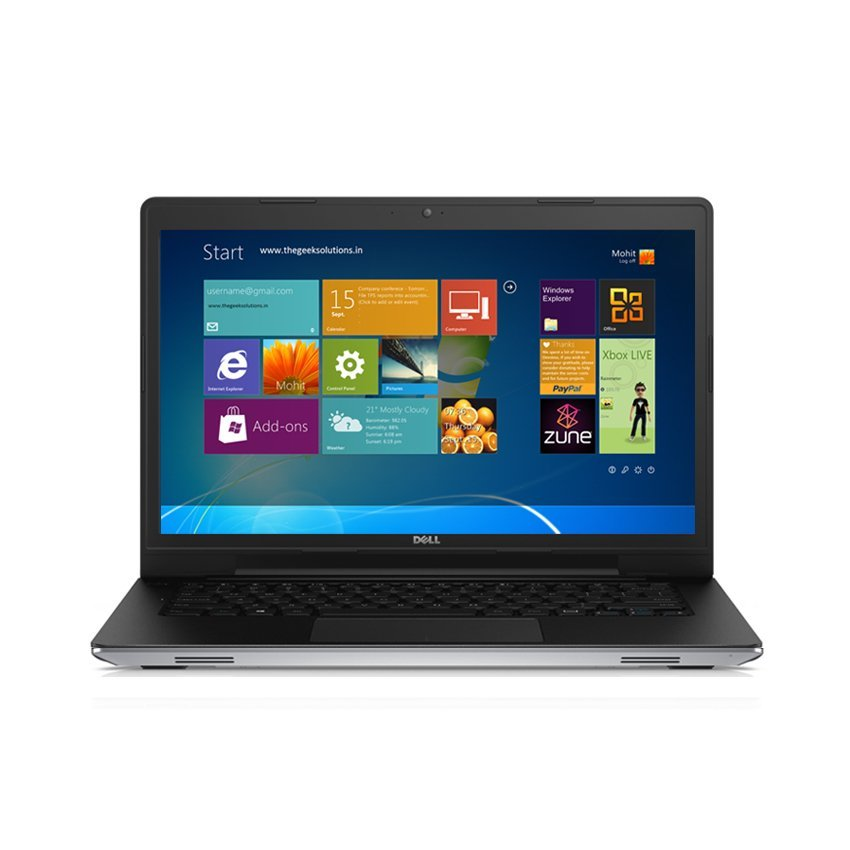 "Dell Notebook Inspiron 3442 - 2 GB - Intel Celeron - Win 8.1 - 14"" - Hitam"