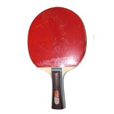 DHS Bat Tenis Meja 1002 - Merah