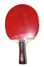 DHS Bat Tenis Meja 1002 - Merah Hitam
