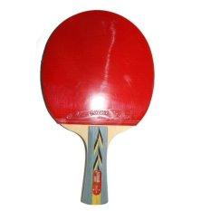 DHS Bat Tenis Meja 3002 - Merah-Hitam