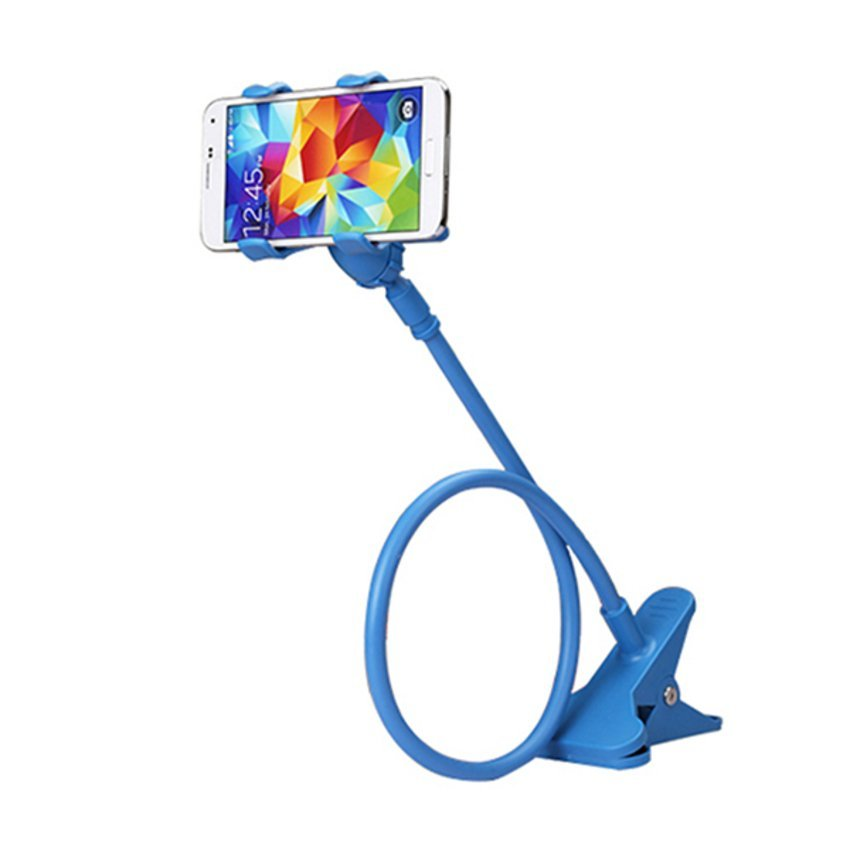 DHS Car Mount Holder for iPhone / PSP / GPS (Blue) (Intl)
