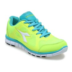 Diadora Artyno Sepatu Lari Wanita - Lime Green-Tosca