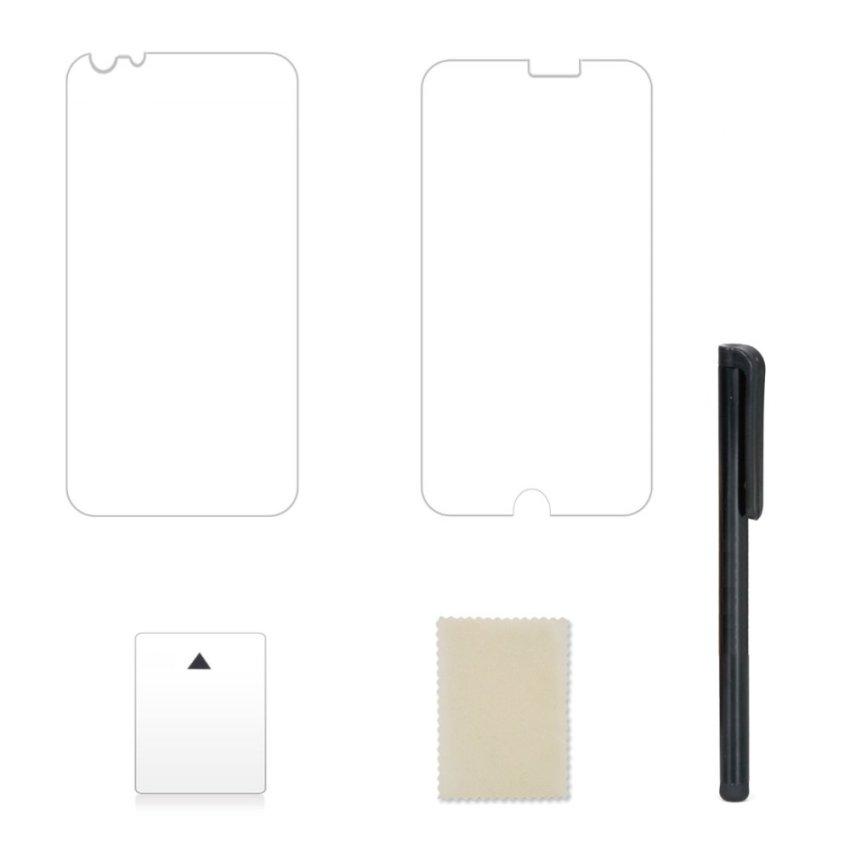 Diamond Glitter Hard Case Cover for Apple iPhone 6/6S 6s (White) (Intl)