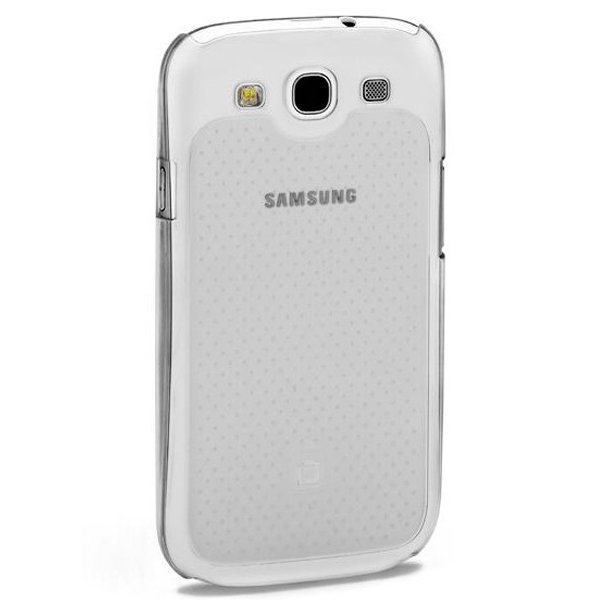 Dicota - Slim Cover - Samsung Galaxy S3 - Transparan