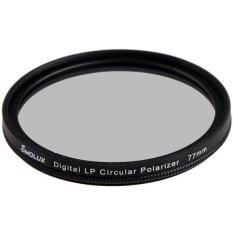 Digital Slim LP CPL 77mm Circular Polarizer Filter For Canon Nikon (Intl)