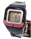 Digitec - DG30261L - Jam Tangan Wanita - Karet - Hitam List Pink