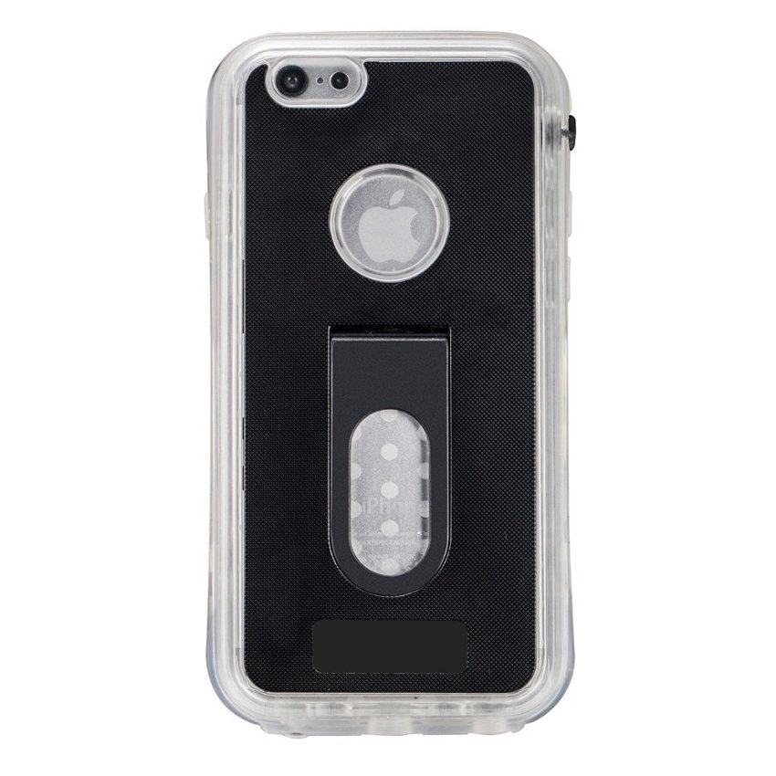 Diving Waterproof Case Cover  with  Built in Kick Stand  and  Fingerprint Recognition Function for iPhone 6