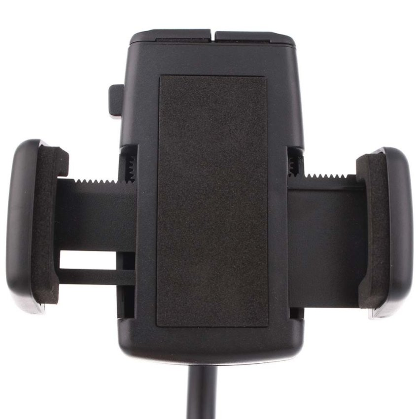 Dual USB car charger car phone holder (Intl)
