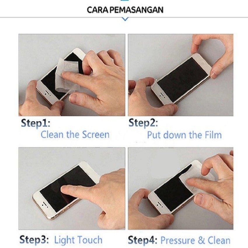 Efron Glass Anti Gores LG Nexus 4 - Premium Tempered Glass - Efron Glass Anti Gores - Screen Protector