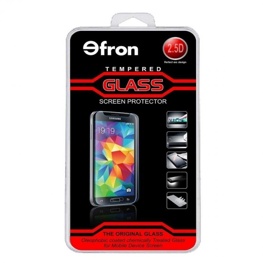 Efron Glass Sony Xperia Z3 / L55H - Premium Tempered Glass - Rounded Edge 2.5D