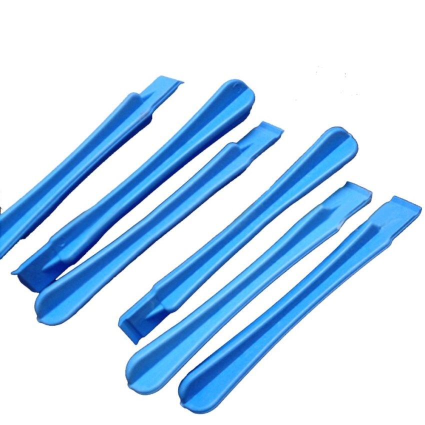 Elenxs 10Pcs Repair Phone Disassemble Rods Disassemble Tool Stick Crowbar Hard Plastic (Intl)