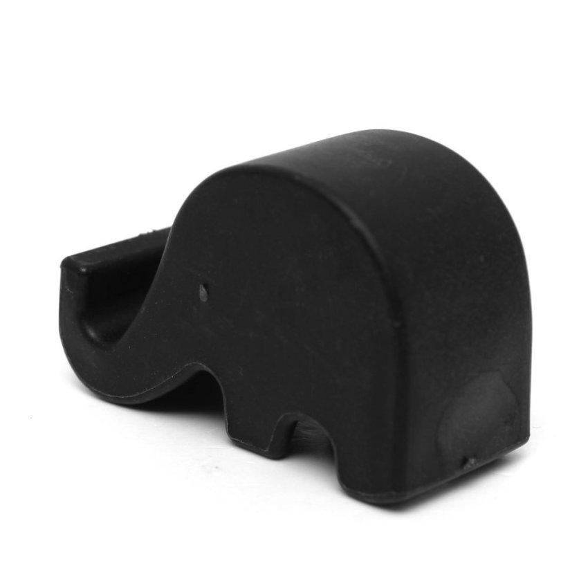 Elephant Mobile Phone Holder Universal Name Card Cute Desk Tidy UK (Intl)