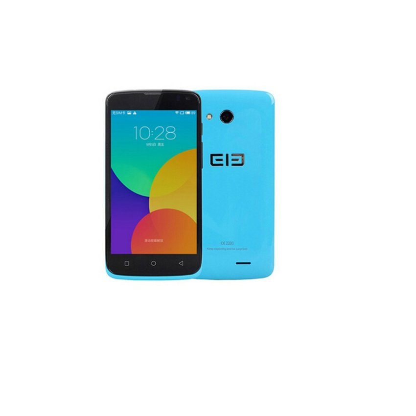 Elephone G2 Quad Core Smartphone 4.5inch 4G LTE 1GB RAM 8GB ROM 8MP Camera Android 5.0 Dual Sim Blue
