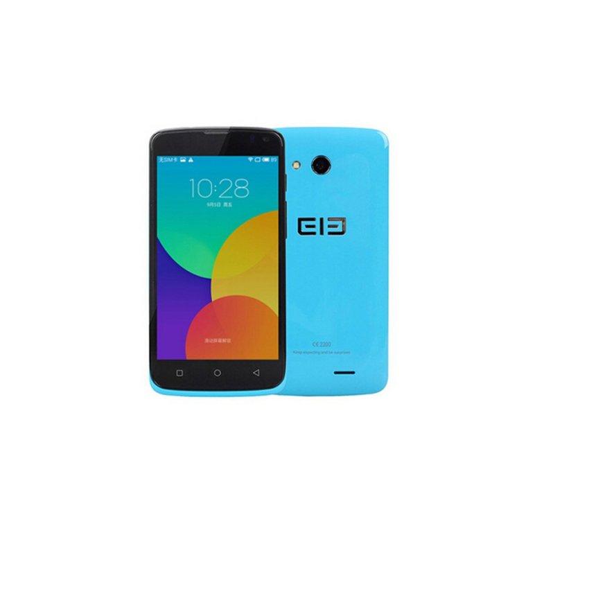 Elephone G2 Quad Core Smartphone 4.5inch 4G LTE 1GB RAM 8GB ROM 8MP Camera Android 5.0 Dual Sim Blue