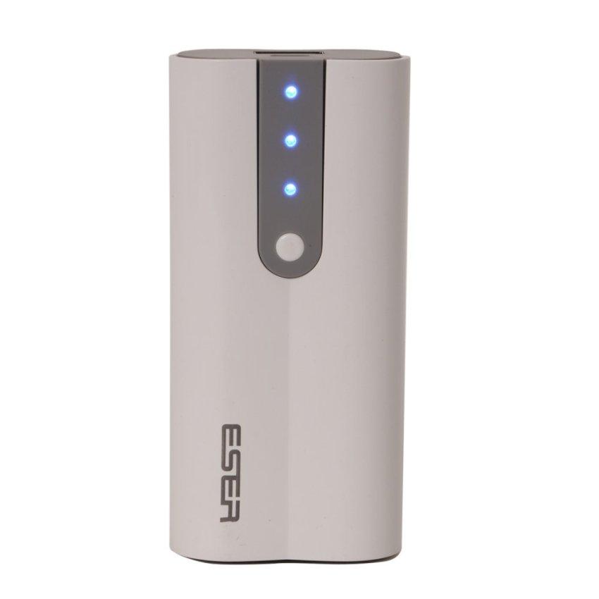 Eser Powerbank 2A 10400mAh (GU104SW) Baterai Bisa Diganti