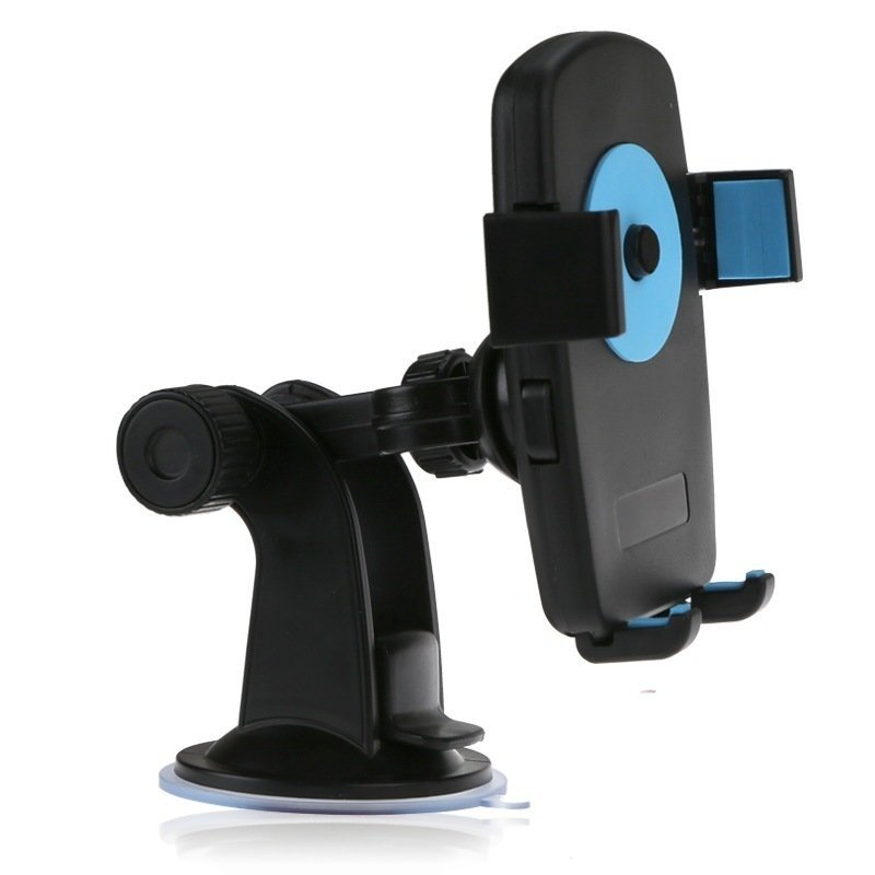 ESK Car Cell Phone Holder Blue