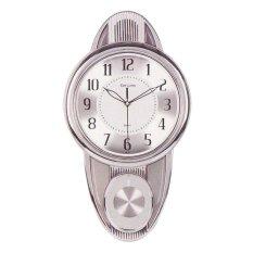 Esti Loren Jam Dinding  CR 4991 - Silver