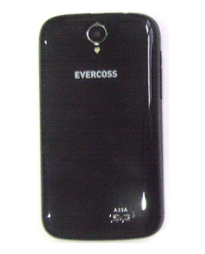 Evercoss A33A - Dual SIM - Hitam