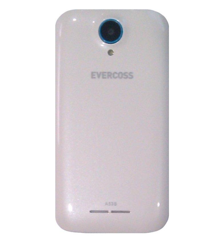 Evercoss A53B - Android KitKat 4.4 - Putih Biru