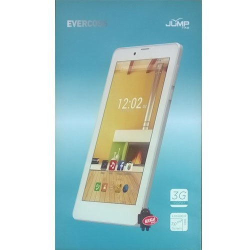 Evercoss AT7E Jump Tab - 4GB - Hitam