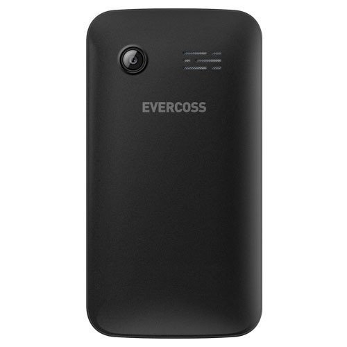 Evercoss TC3 - Dual SIM - Hitam