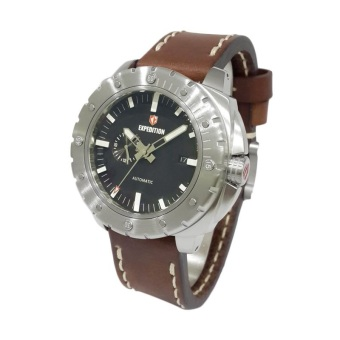 Expedition Automatic 6656MALSSBA [Limited Edition] Silver - Jam Tangan Pria