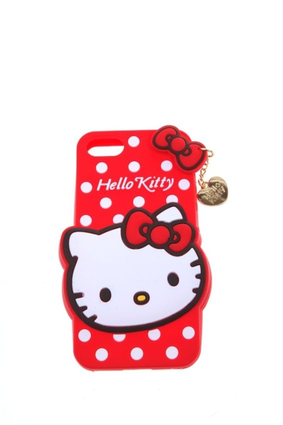Fancy Apple Hello Kitty iPhone SE / 5S / 5 Red