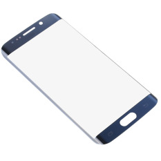 Fancytoy For Samsung GALAXY S6 Edge G9250 Front Glass Lens Touch Screen(Blue)
