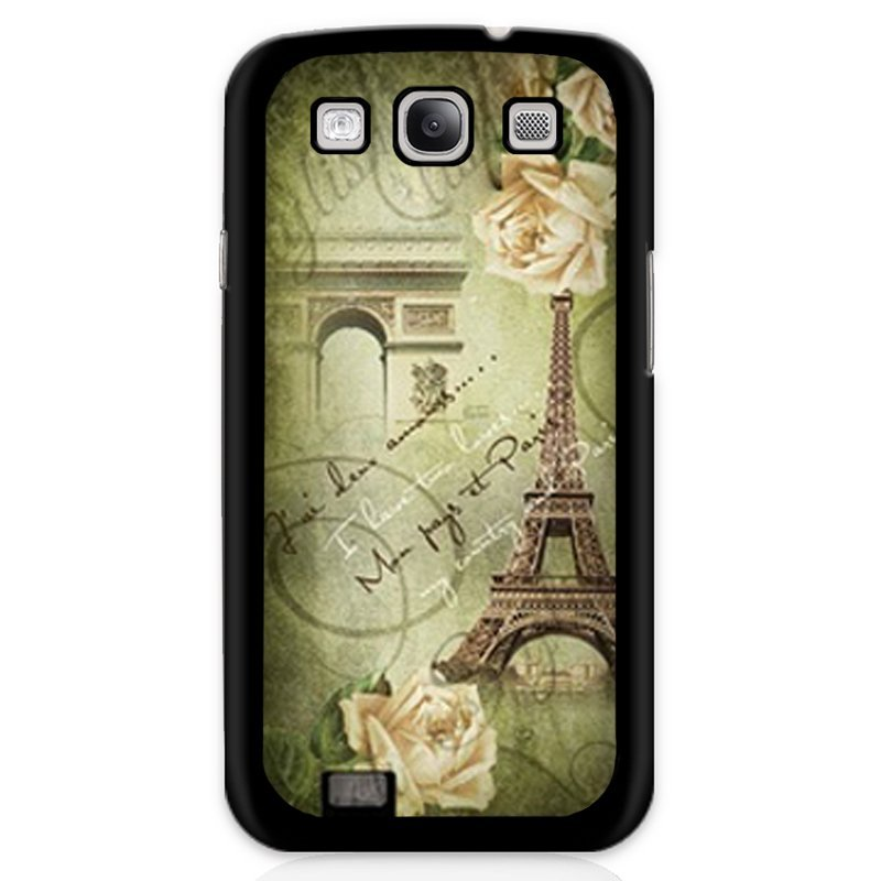 Fashion Eiffel Tower Printed Phone Case for Samsung Galaxy Grand 2 (Multicolor)