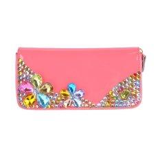 Fashion Fashion Lady Women Long Synthetic Leather Wallet Clutch Purse Handbag Gift Bags