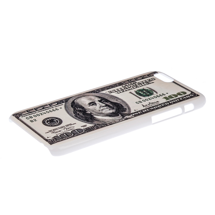 Fashion US Dollar Case Hard PC Protection Skin Otterbox for Apple iPhone 6 4.7