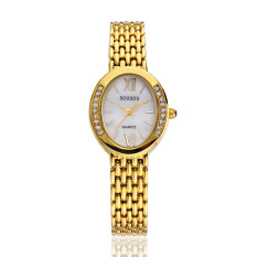 Fehiba Sousou New Shelves Exquisite Fashion Alloy Watches, Wholesale Ladies Watches Disk Manufacturers Supply (Gold)