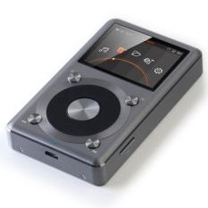 Fiio X3 2nd Gen Fiio X3 Ii Nondestructive MP3 Player HIFI Native DSD Decoding Music Player With Color Displays (Titanium)